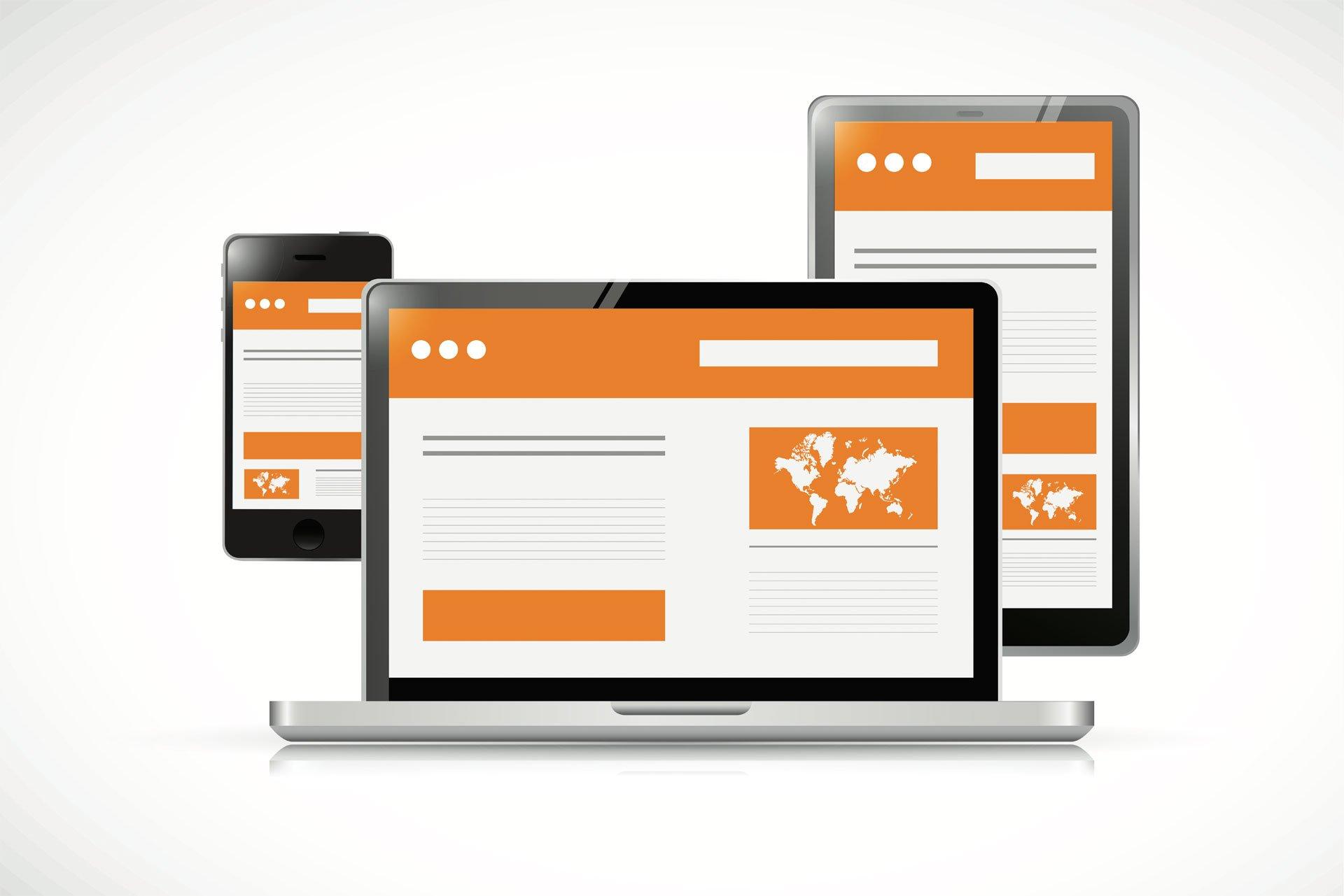 Digital Marketing heisst: Nahtlose Kommunikation über alle Geräte und Formate.