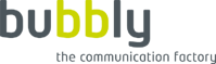 bubbly_the_communication_factory_logo