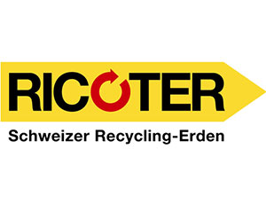 Ricoter Schweizer Recycling Erde