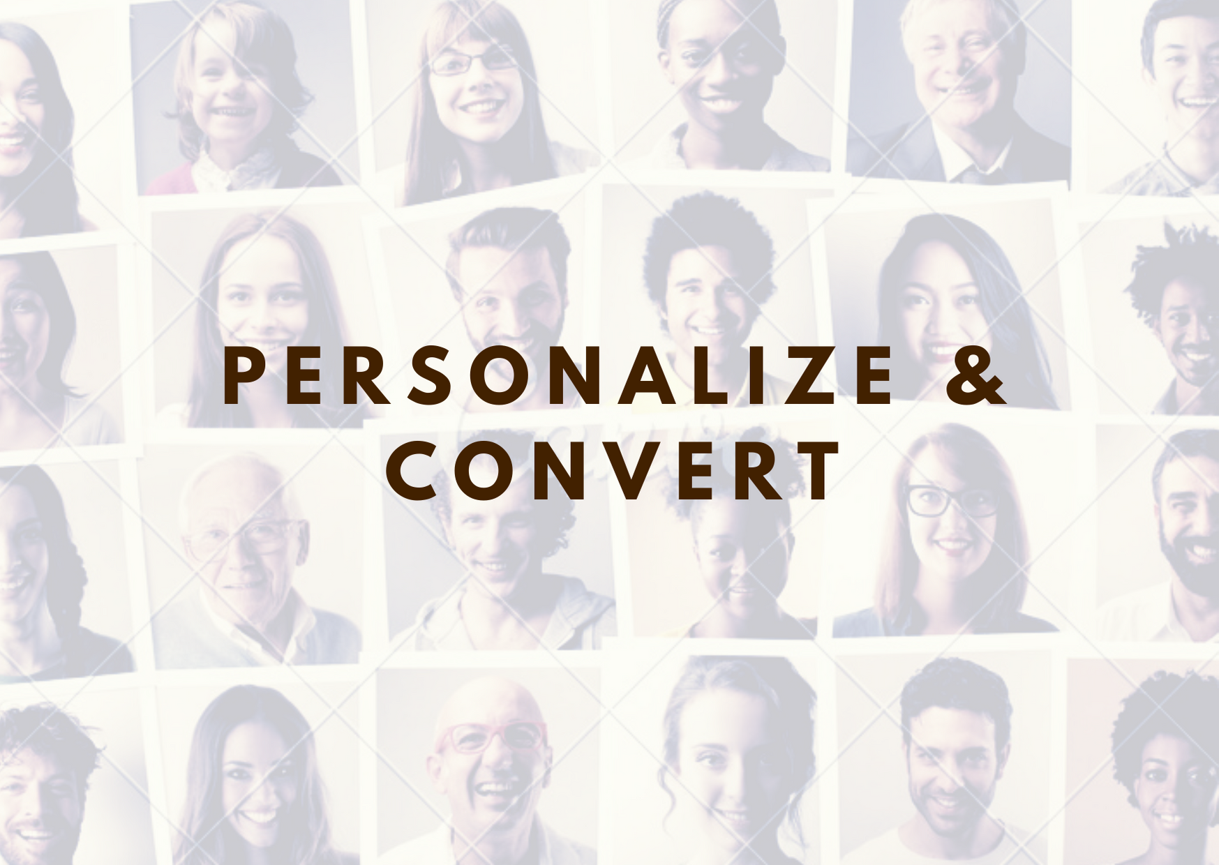 Advertising intelligence to create personalized ads